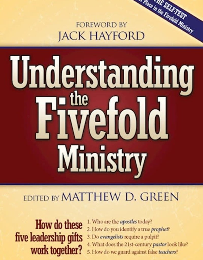 Understanding The Fivefold Ministry