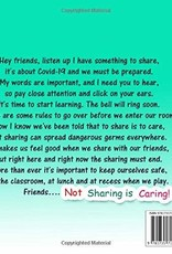 B. Mater Cofield Books NOT Sharing Is Caring: Being Covid-19 Smart At School