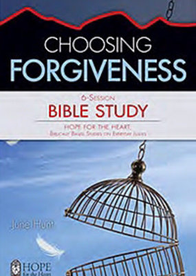 Hendrickson Choosing Forgiveness Bible Study (Hope For The Heart)