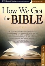 Rose Publishing How We Got the Bible - Participant Guide