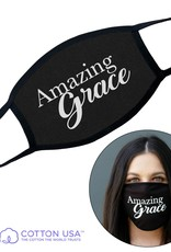 FACEMASK-BLACK AMAZING GRACE_MAIN_ADULT