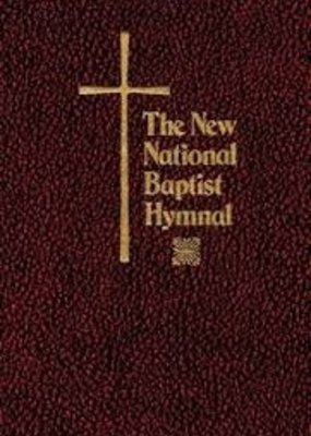 R H Boyd Publish Hymnal-New National Baptist Pulpit Edition-Red