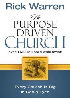 Zondervan The Purpose Driven Church HC