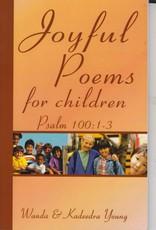 Faith Baptist Church Publication Joyful Poems for Children