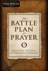 B & H Publishing Battle Plan For Prayer (War Room)