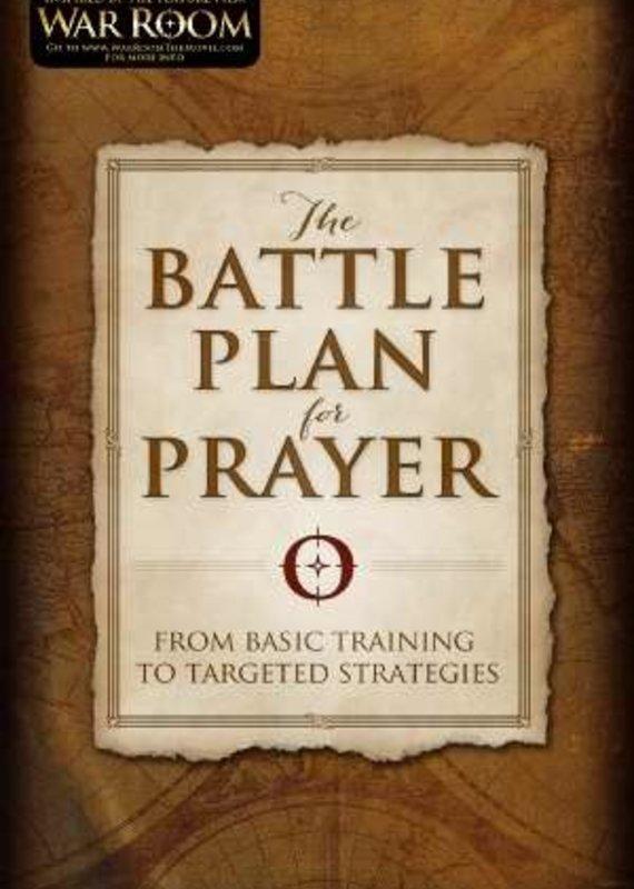 B & H Publishing Battle Plan For Prayer