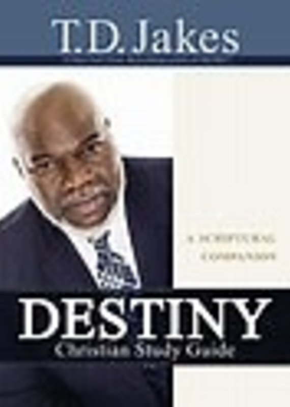 Destiny - Christian Study Guide