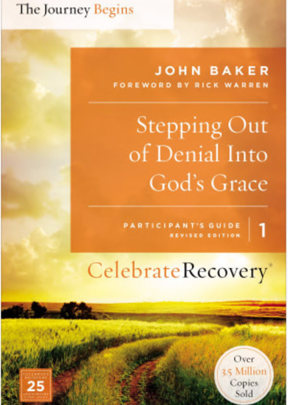 Zondervan Stepping Out of Denial Into God's Grace