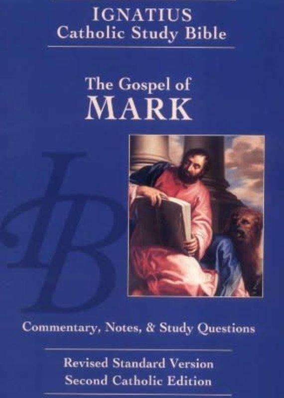 Ignatius Press The Gospel of Mark