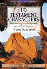 IVP Books Old Testament Characters (LifeGuide Bible Study)