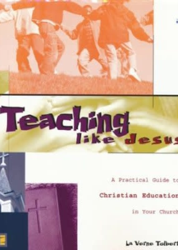 Zondervan Teaching Like Jesus, Softcover