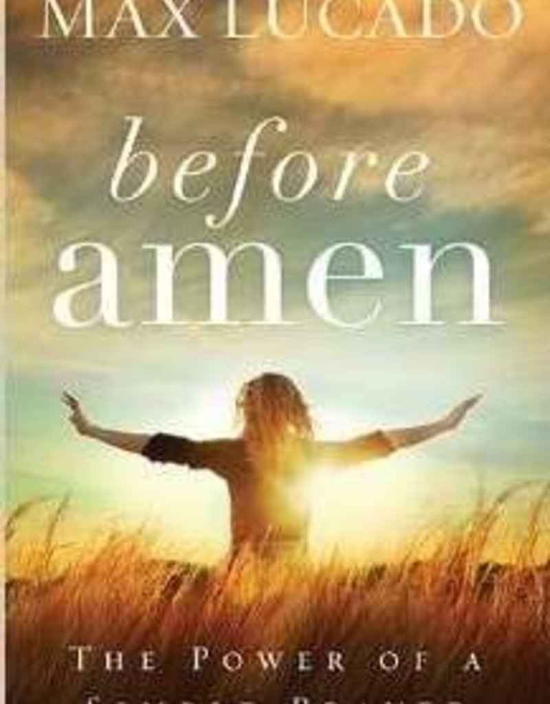 Before Amen Softcover
