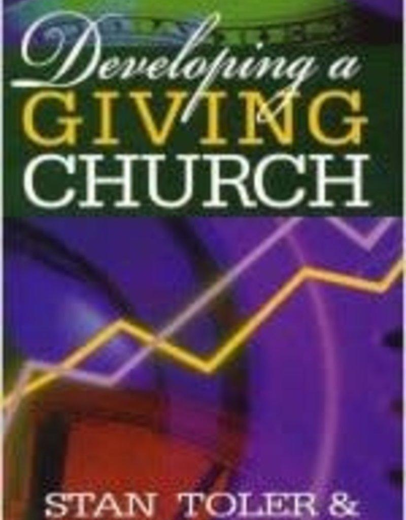 Beacon Hill Press Developing a Giving Church