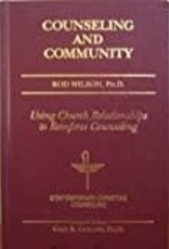 W. Publishing Group Counseling and Community (Contemporary Christian Counseling)