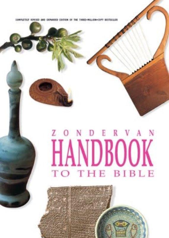 Zondervan Zondervan Handbook to the Bible, Revised Edition
