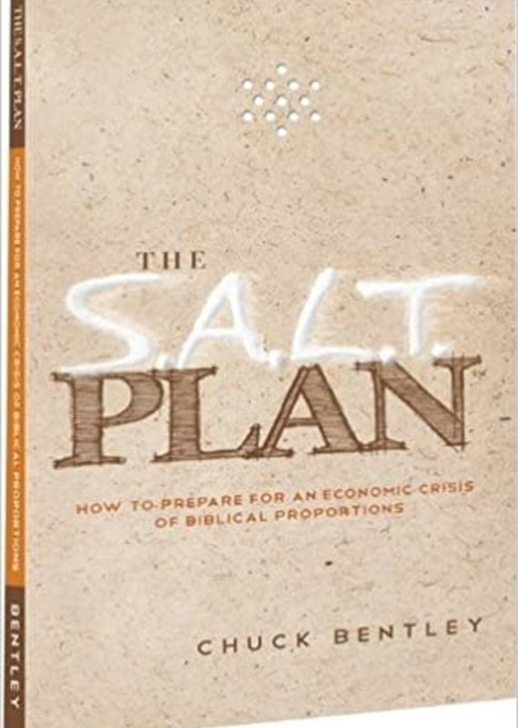 Crown Financial Ministries The S.A.L.T. Plan Paperback