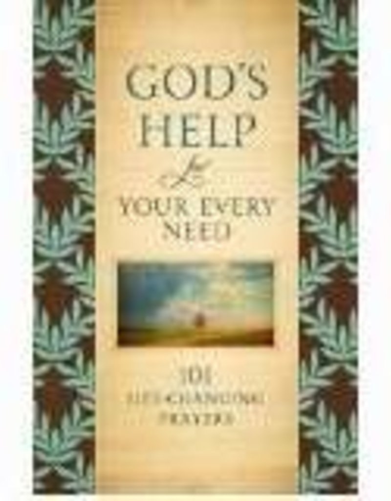 Howard Books God's Help For Your Every Need