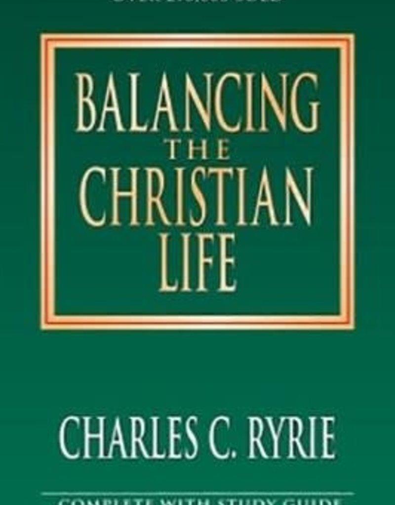 Moody Publishing Balancing the Christian Life