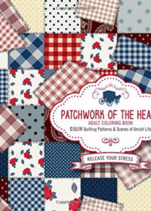 Charisma House Patchwork of the Heart
