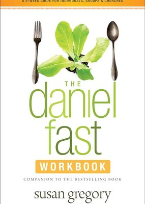 Tyndale The Daniel Fast Workbook