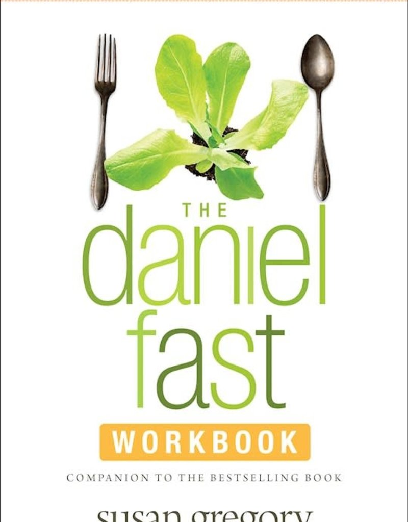 Tyndale The Daniel Fast Workbook