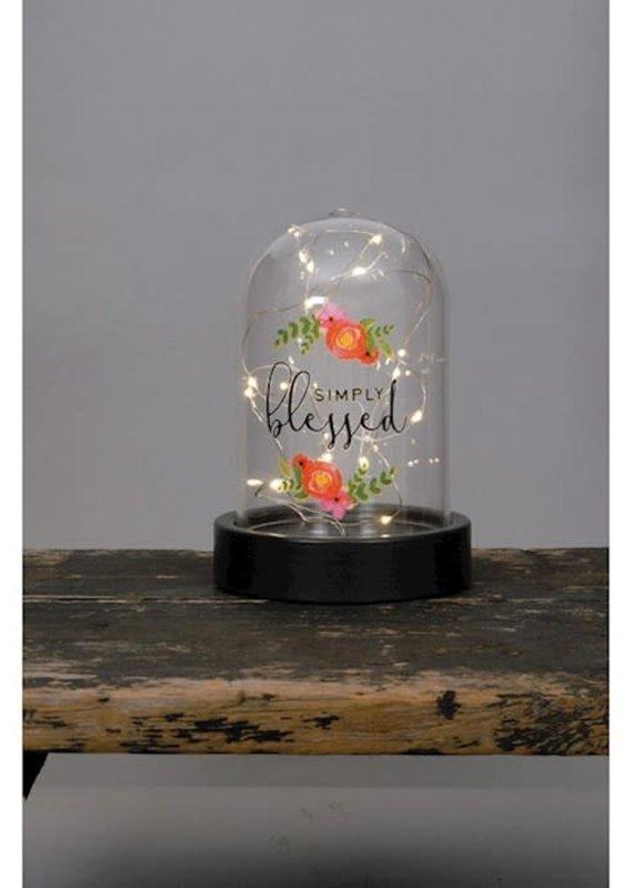 Carson Home Accents LED Dome Lantern