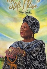 African American Expressions Planner-Checkbook-2021-2022/Still I Rise