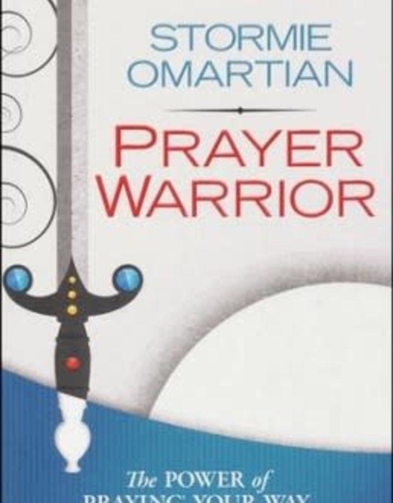 Harvest House Prayer Warrior - Stormie Omartian