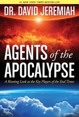 Tyndale Agents Of The Apocalypse : (Hardcover) A Riveting Look At The Key Players Of The End Times