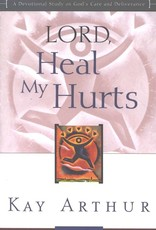 WaterBrook Lord Heal My Hurts Expanded and Updated