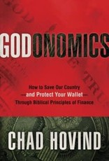 Multnomah Publisher Godonomics-Hardcover How To Save Our Country-And Protect Your Wallet-Through Biblical Principles Of Finance