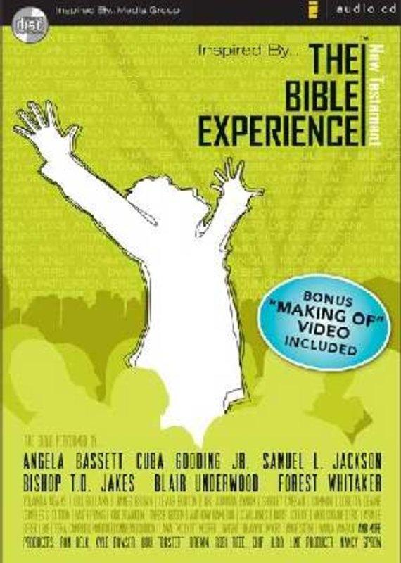 Zondervan The Bible Experience New Testament - Audio CD