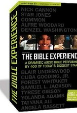 Zondervan Audio CD-Inspired By...Bible Experience-Complete