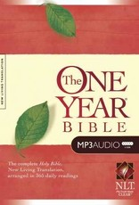 Tyndale NLT The One Year Bible MP3