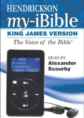 Hendrickson KJV Hendrickson My-iBible--voice only