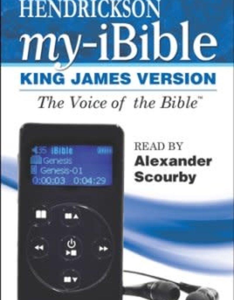 Hendrickson KJV Hendrickson My-iBible--voice only