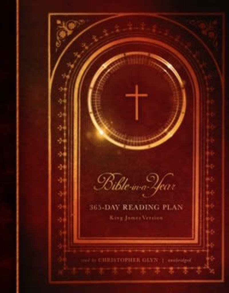 Blackstone Audio MP3-KJV Bible in a Year