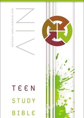 Zondervan NIV Teen Study Bible-Hardcover