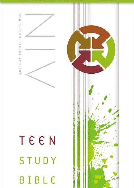 Zondervan NIV Teen Study Bible