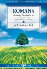 IVP Books ROMANS - Becoming  New in Christ