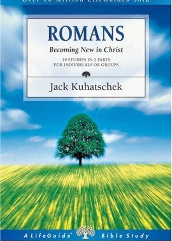 IVP Books ROMANS  Becoming  New in Christ