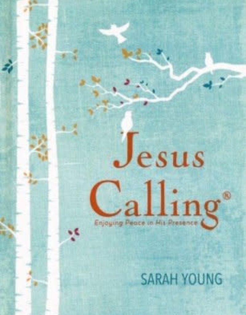 Jesus Calling, Large-Print Deluxe Edition