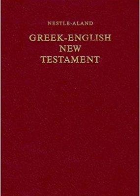 Deutsche Bibelgesellschaft Greek-English New Testament