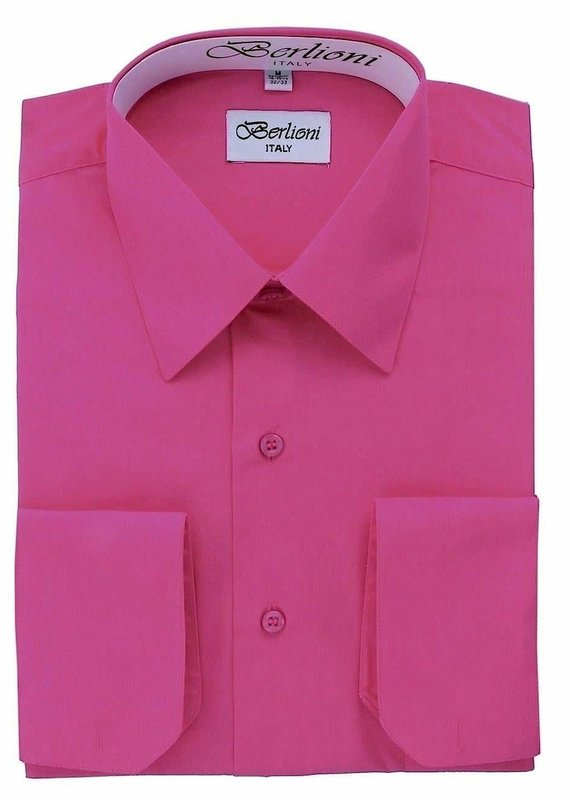 Clergy Shirt Men's long sleeve