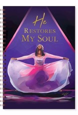 African American Expressions Journal-He Restores My Soul