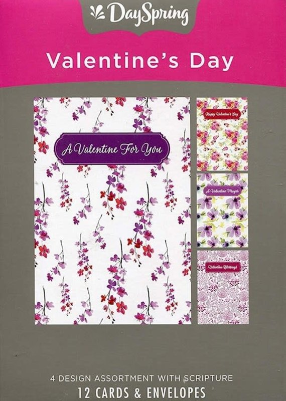 Valentine's Day Boxed Cards