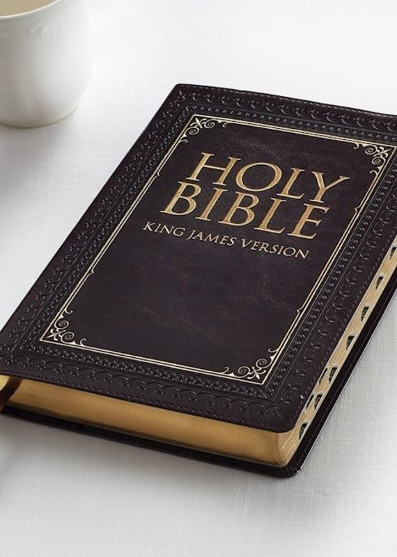 KJV Large Print Thinline Bible