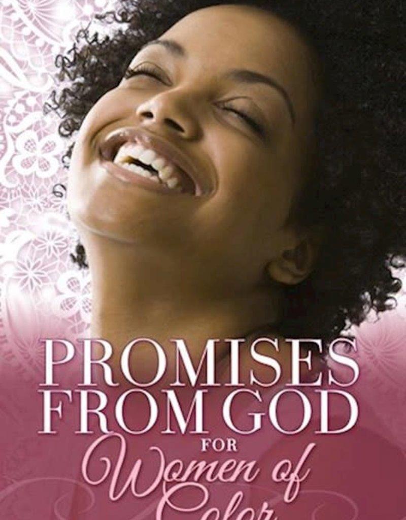 Urban Spirit Publishing Co Promises From God For Women Of Color