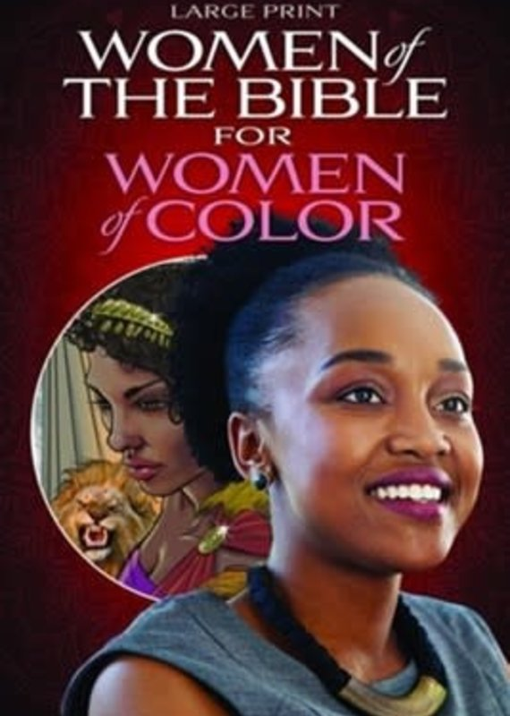 Urban Spirit Publishing Co Women of the Bible for Women of Color