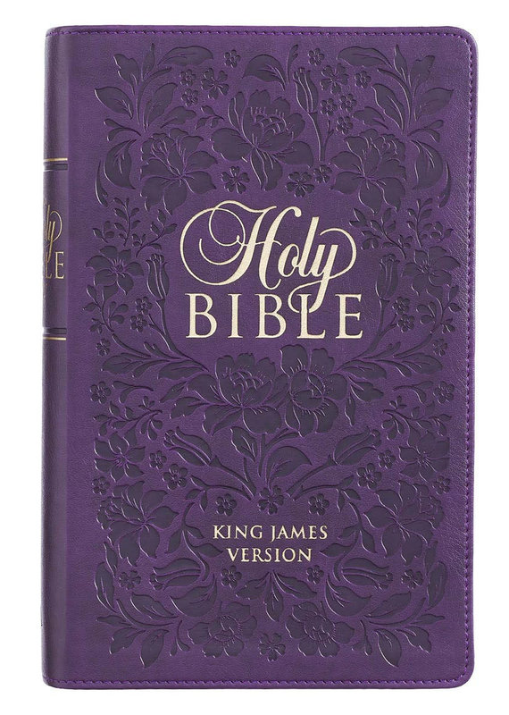 King James Version Bible with Thumb Index